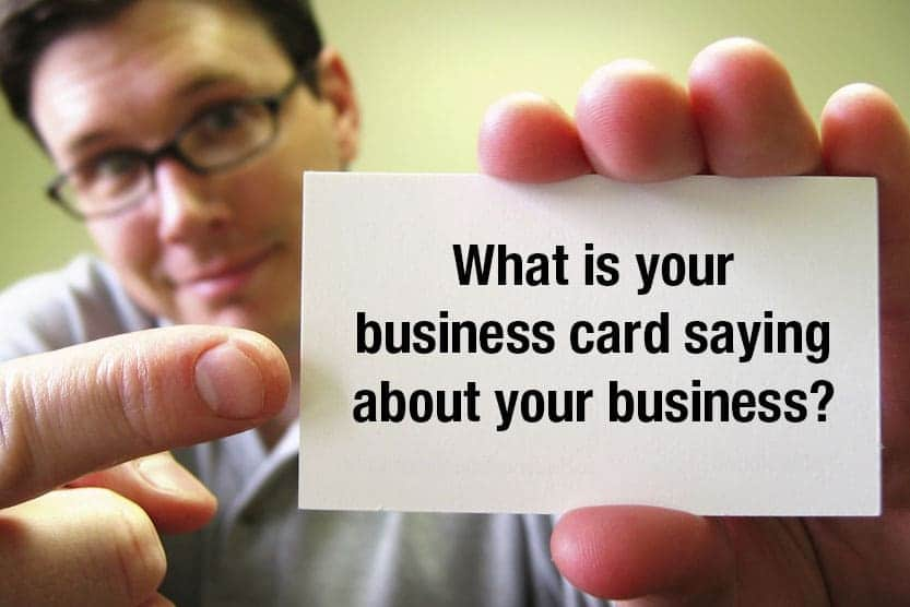 The Importance of a Smashing Business Card