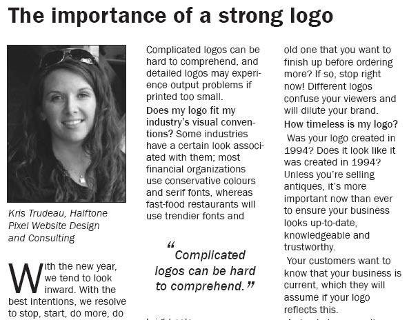 Article Featured in CV Business Gazette