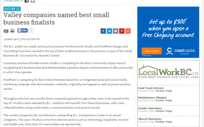Best Small Business Finalists