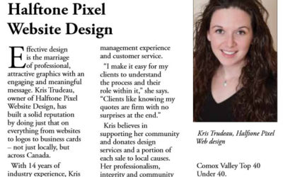 Feature in CV Business Gazette