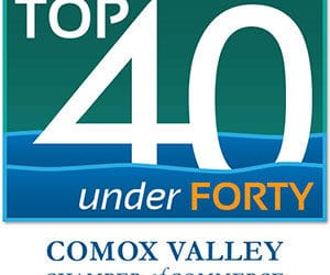 Kris Named one of CV's Top 40 Under 40