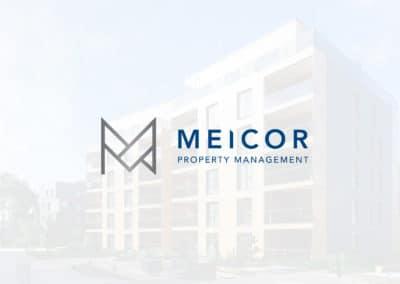 Meicor Property Management logo